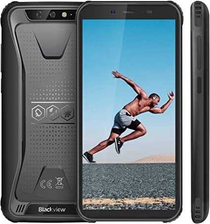 Blackview BV5500 (2020) Móvil Libre Resistente IP68 Impermeable ...