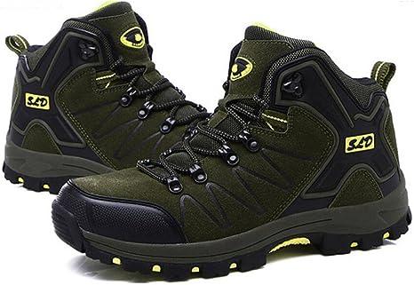 YaXuan Zapatillas para Mujer, Explorer High RiseWaterproof ...
