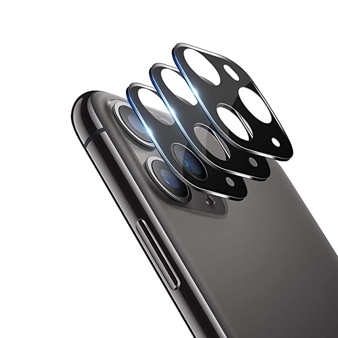 Janmitta [4 Pack Apple iPhone 11 Pro Max 6.5 Camera Lens