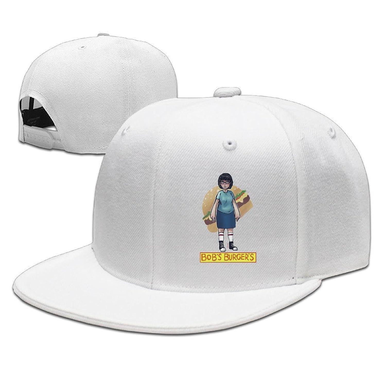 AGMPO Bob Hamburgers Of Tina Flat Baseball Hat Caps
