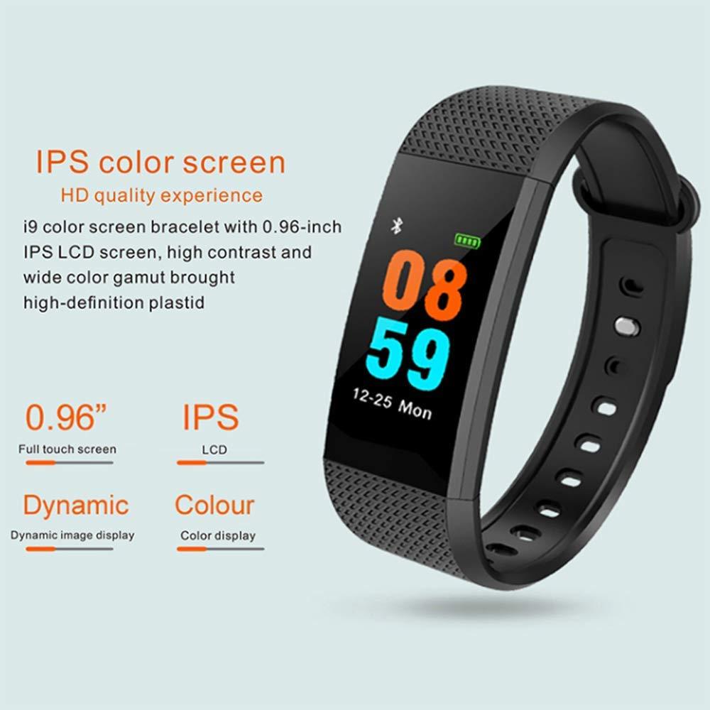 NOMEN Reloj De Actividad Fitness Tracker Y Monitor De Ritmo ...