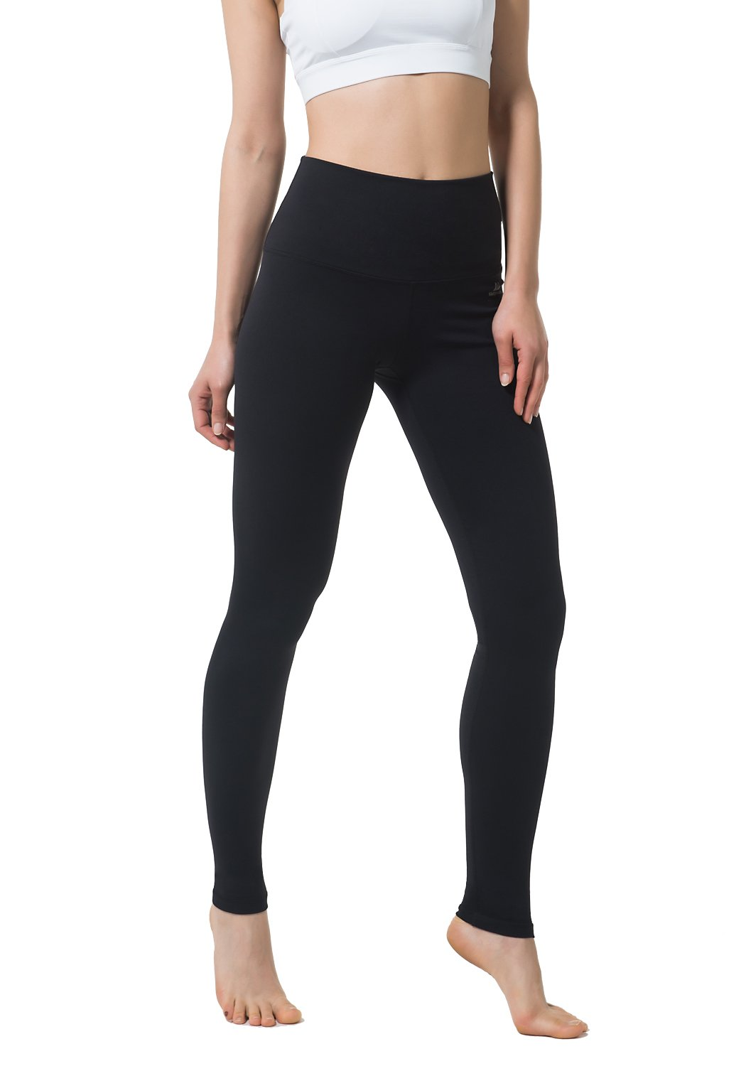 Matymats High Waist Yoga Pants for Women Stretched Gym Workout Tights Leggings