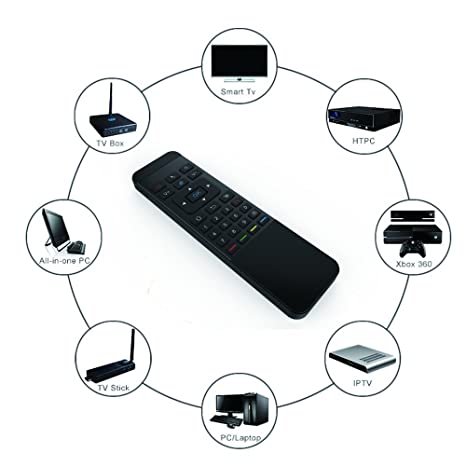 tripsky p3 6 axis 2 4ghz mini portable wireless air mouse remote Android Television Box tripsky p3 6 axis 2 4ghz mini portable wireless air mouse remote control keyboard 3 gyro 3 gsensor for android tv box iptv htpc windows