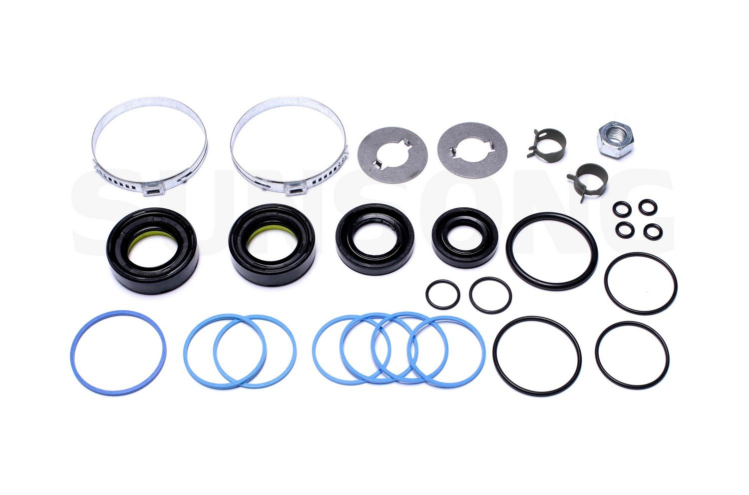 Sunsong 8401206 Rack and Pinion Seal Kit