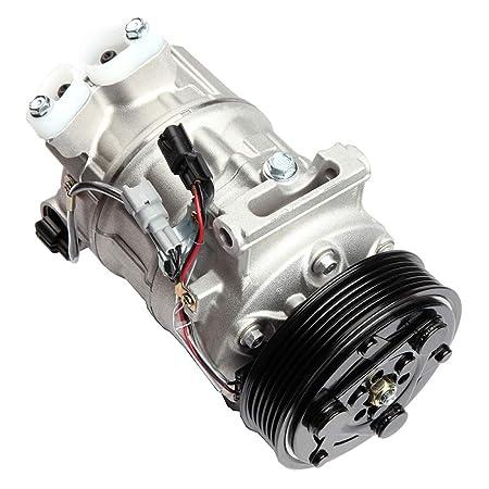 CTCAUTO AC Compressor Kit for 2013-2015 Nissan Sentra CO 29072C air compressors pump