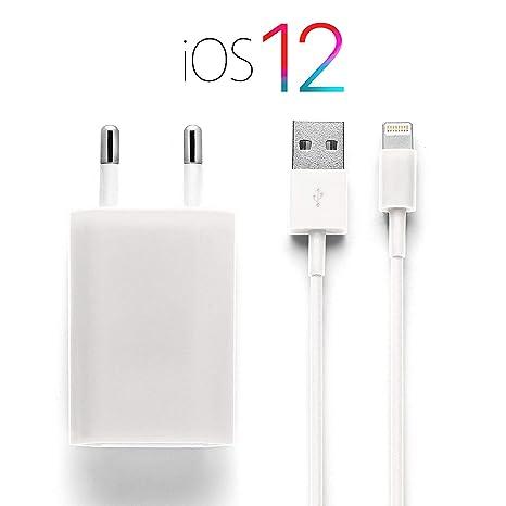 iprotect - Cargador y Fuente de alimentación para iPhone 5 ...