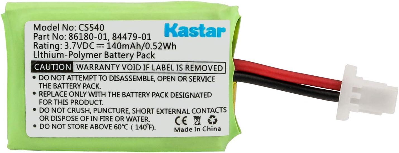 Bateria Para Plantronics 84479-01, Li-pol, 3.7 V, 140 Mah
