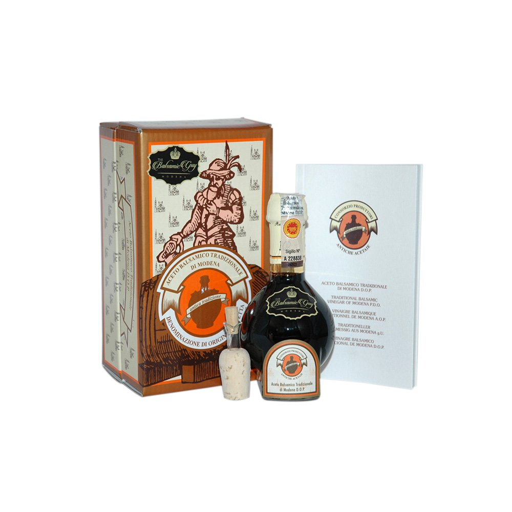 Aceto Balsamico Tradizionale di Modena DOP Affinato from The Consortium of Traditional Balsamic Vinegar Producers in Modena. Certified 12 Years old. On Sale now! by The Balsamic Guy (Image #2)