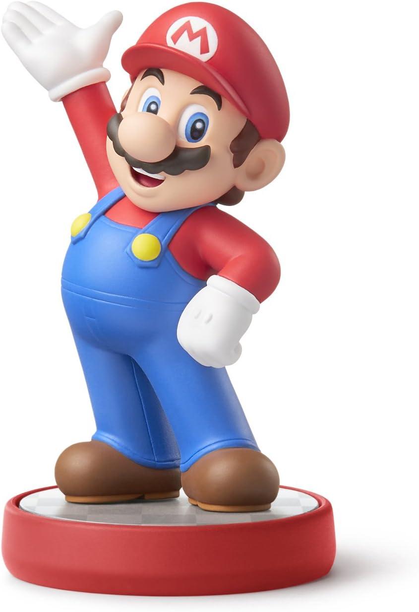 Super Mario Bros Mario Amiibo