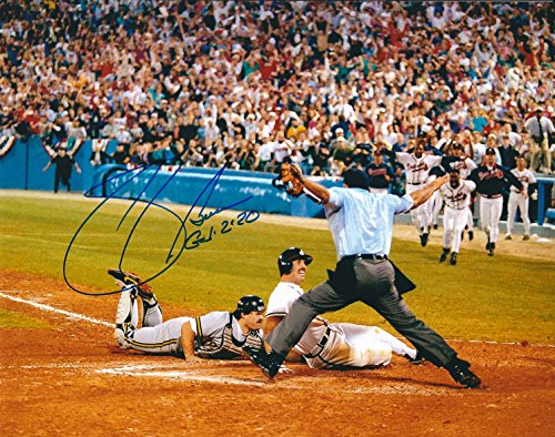 Atlanta Braves Autographs - 3