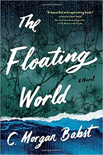 Amazon com: The Floating World: A Novel (9781616205287): C  Morgan