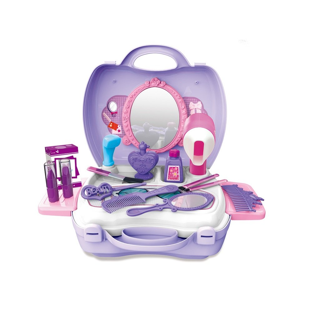Fancyus Baby Doll Bath and Nursery Play Set - Educational and Great for Role Play