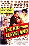 The Kid From Cleveland Poster Movie 11x17 George Brent Lynn Bari Russ Tamblyn Tommy Cook