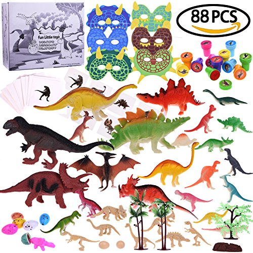Dinosaur World Party Toy Playset Jurassic World Theme Birthd