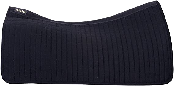 what is the best saddle pad for barrel racing - therapeutic