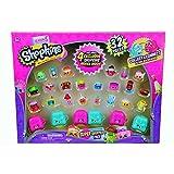 Shopkins Season 5 Super Shopper Set - Pack of 26 Shopkins and 6 Backpacks