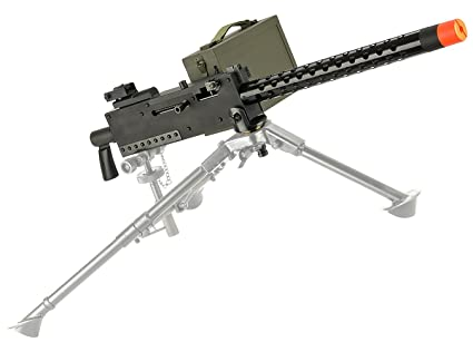 amazon com evike emg m1919 wwii american automatic squad support