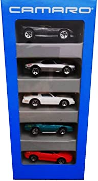 Hot Wheels Camaro Gift Pack: Amazon.es: Juguetes y juegos
