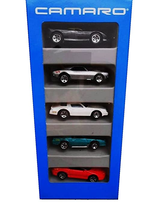 Amazon.com: Hot Wheels Camaro Gift Pack: Toys & Games