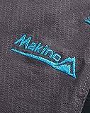 Makino Men's Convertible and Non-Convertible