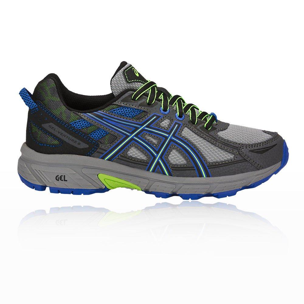Asics - Venture running 6 gel grs trail - Chaussures running Venture trail 38 EU|Blue 2b43fd