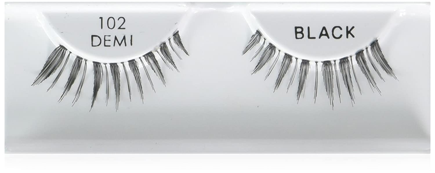 ARDELL False Eyelashes DEMI Fashion Lash Black 102 65083