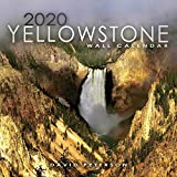 2020 Yellowstone National Park Wall Calendar