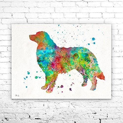 Mountain Dog Watercolor - Bernese Mountain Dog Watercolor Print, Bernese Mountain Dog art, dog art, dog print, Home Decor,dog watercolor,animal watercolor,animal art