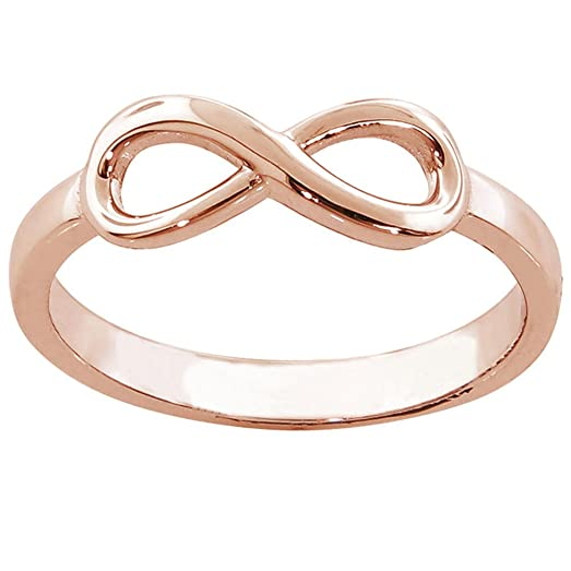 hallmarked wedding infinity gold gallery solid mobius of ring attachment symbol photo viewing regarding rings