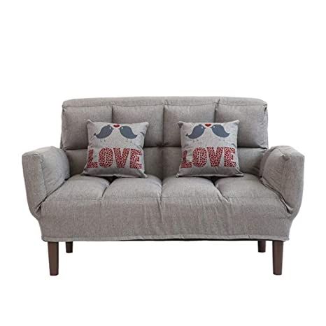 Amazon.com: Modern Fabric Sofa Bed,Folding Tatami Sofa Bed ...