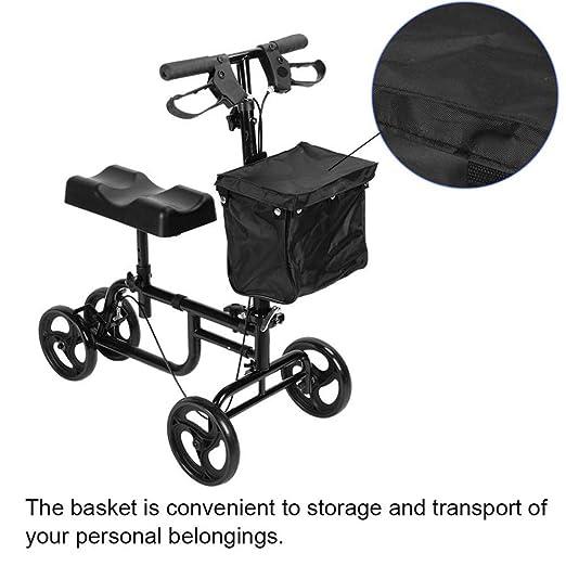 Amazon.com: Fast Shipping - Patinete de rodilla plegable con ...