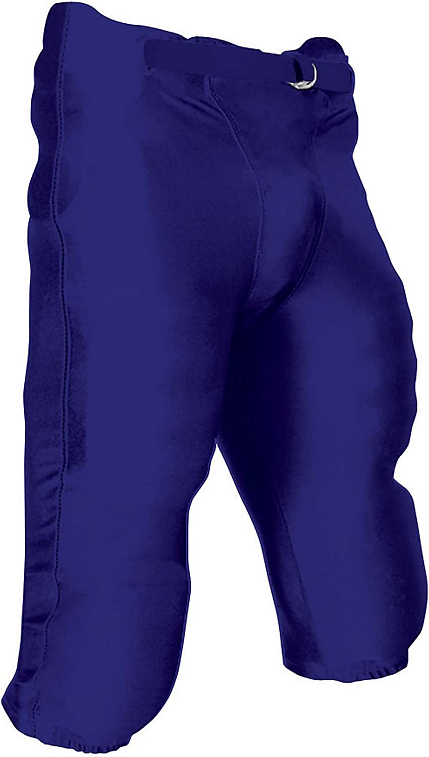 Champro fpyu9 Youth Dazzle統合Football Pant W/Built inパッドパープル  Medium