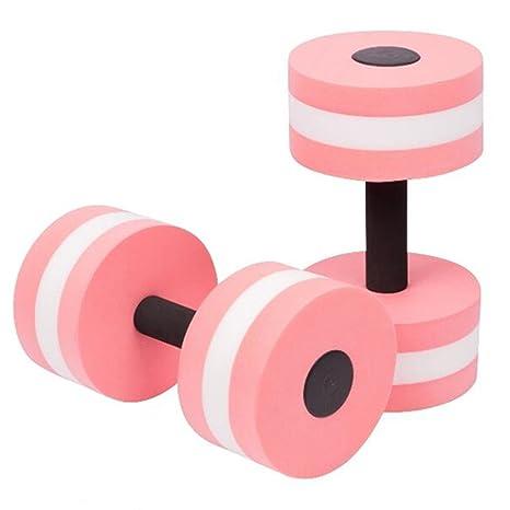 verisa agua ejercicio aeróbico espuma mancuernas piscina resistencia 1 par, equipo de Fitness ejercicios de