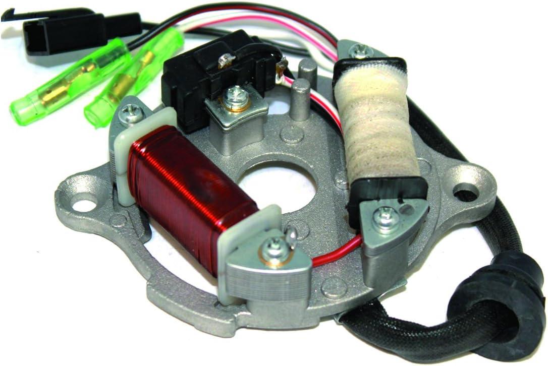 Magneto Generator Stator Coil for Yamaha Zinger Y-Zinger PW50 3PT-85560-00