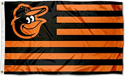 WinCraft Baltimore Orioles Two Sided House Flag
