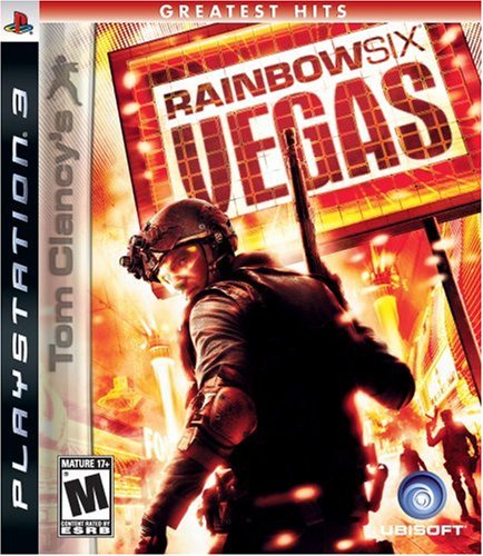 Tom Clancy's Rainbow Six Vegas - Playstation 3 (Tom Clancys Rainbow Six Vegas 2 Ps3)