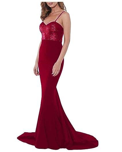 54cc739cb131b LL Bridal Top Sequins Rose Gold Bridesmaid Dress Long Prom Party Dresses  Evening Gown Chiffon FB05