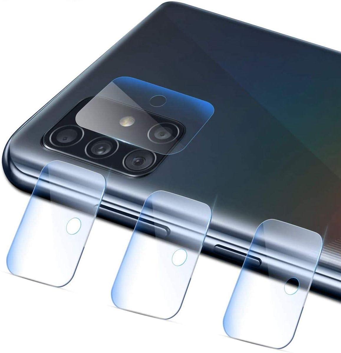Protector de pantalla Lente de cámara, Samsung A51(4un)