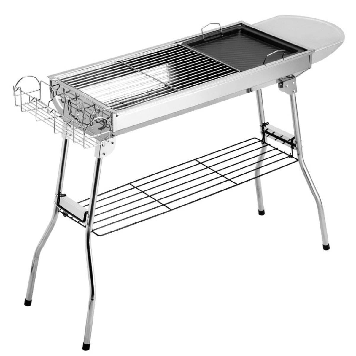 Holzkohle Grill Edelstahl Grill Grill Haus Grill Portable Barbecue Grill Portable Home Grill