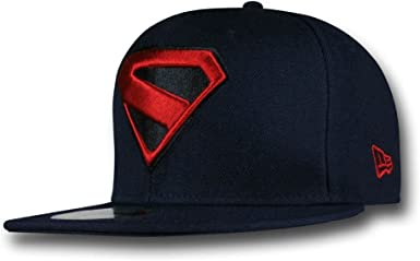 Superman Kingdom Come 59Fifty Fitted Hat Blue