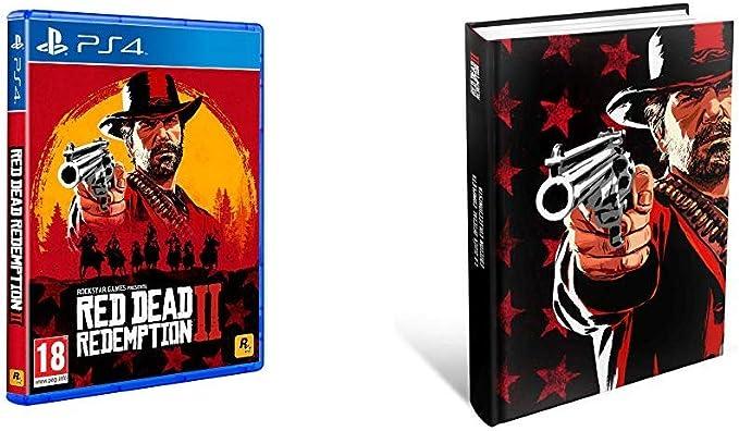 Red Dead Redemption 2 (PS4) + Guía Completa Oficial: Amazon.es: Videojuegos