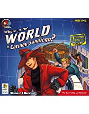 Learning Company Where in the World is Carmen Sandiego?