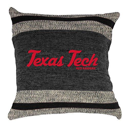 - Bruzer NCAA Texas Tech Red Raiders Unisex Work Sock Pillowwork Sock Pillow, Black Mix, One Size