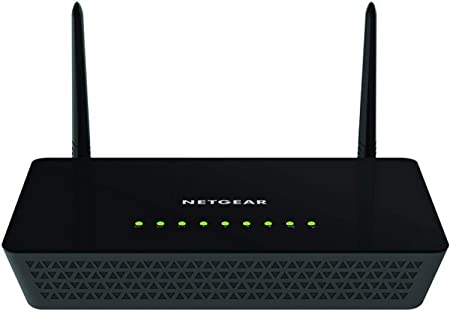 Netgear R6220 2.4 GHz AC1200 Smart Wireless Router with External Antennas R6220-200NAS Routers (Computers & Accessories) at amazon