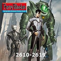 Perry Rhodan: Sammelband 22 (Perry Rhodan 2610-2619)