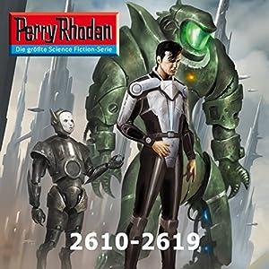Perry Rhodan: Sammelband 22 (Perry Rhodan 2610-2619) Hörbuch