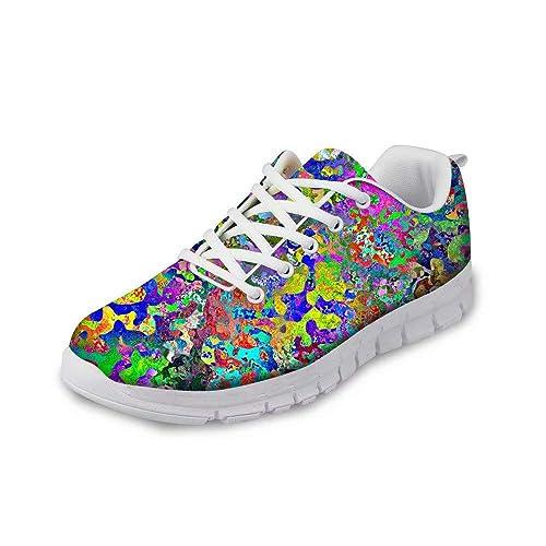 Modega De Del Hombres Zapatillas Deporte Zapatos Bolos Arte QCorxeWdB
