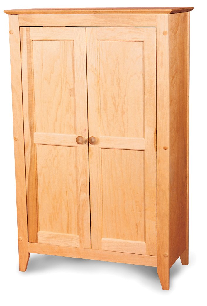 Amazon.com   Catskill Craftsmen Pie Safe With Double Doors   Buffets U0026  Sideboards