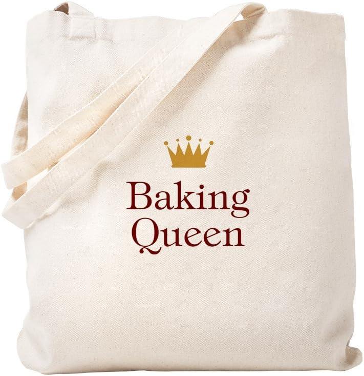CafePress–para horno gamuza de reina–lona bolso, bolsa de la compra Small caqui