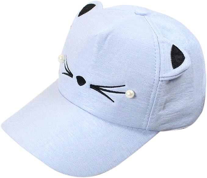 Gorra de Mujer, Gorra de Béisbol de Linda Gorra de Estudiante ...